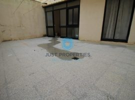 QAWRA - Two bedroom apartment with front terrace and back yard - For Sale