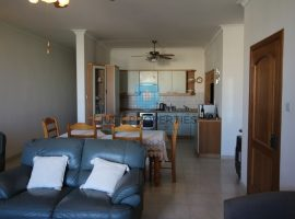 QAWRA - Furnished spacious three bedroom apartment - For Sale