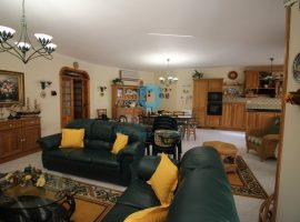 QAWRA - Fully furnished spacious four bedroom apartment with nice outdoor area - For Sale