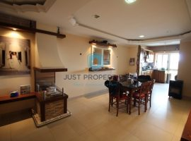 BAHRIJA - Furnished ground floor apartment with spacious backyard - For Sale