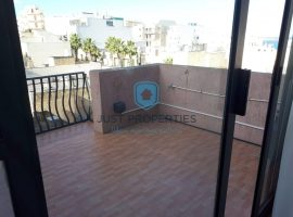 BUGIBBA - Furnished one bedroom Penthouse off bugibba square - To Let