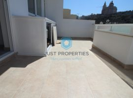 MELLIEHA - Furnished one bedroom apartment enjoying views - For Sale