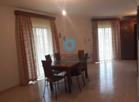 QAWRA - Furnished bright three bedroom apartment - For Sale