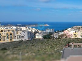 MELLIEHA - Well located three bedroom Penthouse enjoying views - For Sale
