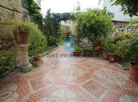 RABAT - Converted House of Character with 160sqm Garden - For Sale