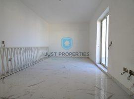 QAWRA - Ready built spacious three bedroom apartment - For Sale