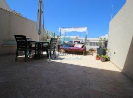 QAWRA - Furnished well sized two bedroom Penthouse - For Sale