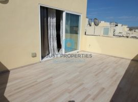 ST PAUL'S BAY - Modern furnished one bedroom Penthouse - To Let