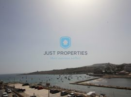 QAWRA - Seafront furnished apartment - For Sale