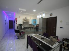 QAWRA - Highly finished and furnished three bedroom apartment - To Let