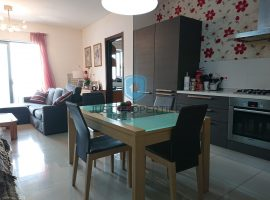 QAWRA - Furnished three bedroom apartment with garage - For Sale