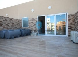 MELLIEHA - Highly finished brand new three bedroom Penthouse including 2 car garage - For Sale