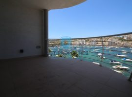 ST PAUL'S BAY - Spacious and bright brand new sea front three bedroom apartment - For Sale