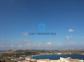 MELLIEHA - Spacious Penthouse enjoying panoramic views - For Sale