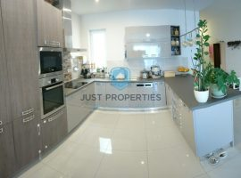 QAWRA - Designer finished and furnished three bedroom apartment - To Let