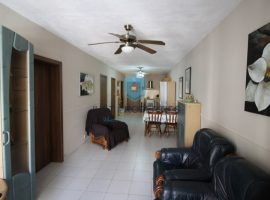 QAWRA - Furnished two bedroom apartment with front terrace - For Sale
