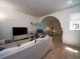 QAWRA - Furnished three bedroom apartment with roof - For Sale