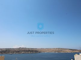 ST PAUL'S BAY - Three bedroom apartment enjoying sea views - For Sale