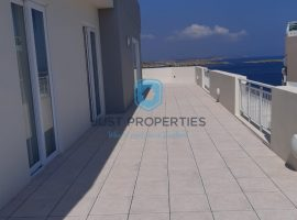 QAWRA - Corner designer finished three bedroom Penthouse - To Let