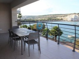 XEMXIJA - Luxury finished three bedroom seafront apartment - To Rent