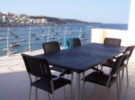 XEMXIJA - Luxury seafront furnished two bedroom Penthouse - To Rent