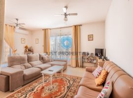 QAWRA - Furnished three bedroom apartment served with lift - For Sale