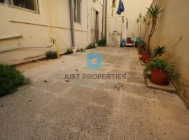 MELLIEHA - Basement apartment with good sized back yard - For Sale