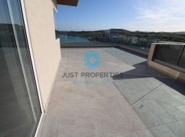 QAWRA - One of a kind fully detached Penthouse enjoying open sea views - For Sale