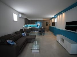 XEMXIJA - Brand new spacious three bedroom seafront apartment - To Rent