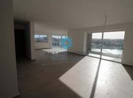 QAWRA - Enjoying open sea views and highly finished spacious three bedroom apartment - For Sale