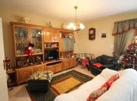 QAWRA - Mostly furnished three bedroom apartment with use of roof - For Sale