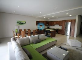 QAWRA - Highly finished and furnished spacious four bedroom apartment - To rent