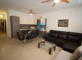 ST PAUL'S BAY - Furnished two bedroom maisonette with spacious back yard - For Sale