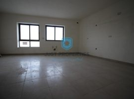 QAWRA - Three bedroom apartment with front and back balconies - For Sale