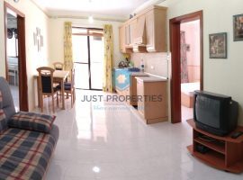 QAWRA - Bright furnished two bedroom apartment - For Sale