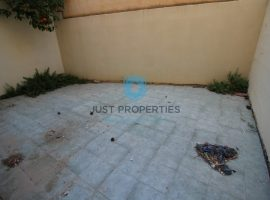 BUGIBBA - Ground floor apartment with back yard - For Sale