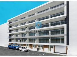 QAWRA - One bedroom squarish penthouse enjoying sea views - For Sale
