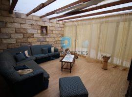 BUGIBBA - Furnished two bedroom maisonette with nice back yard - For Sale