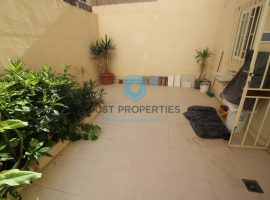 QAWRA - Ground floor maisonette with nice back yard - For Sale