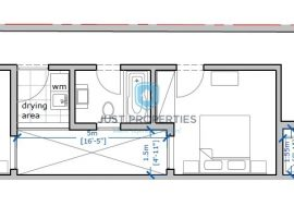 QAWRA - Spacious three bedroom apartment - For Sale