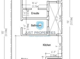 SAN GWANN - Enjoying open views three bedroom Penthouse - For Sale