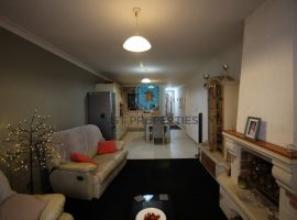 BUGIBBA - Ground floor three bedroom apartment with back yard - For Sale