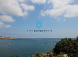 ST PAUL'S BAY - Unique two bedroom seafront duplex penthouse - For Sale