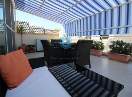 ST PAUL'S BAY - Furnished Penthouse just off the seafront - For Sale