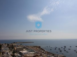 QAWRA - Fully furnished apartment enjoying sea views - For Sale
