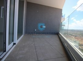 MELLIEHA - Highly finished three bedroom apartment enjoying open country and sea views - For Sale