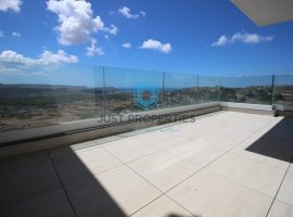 MELLIEHA - Highly finished spacious apartment enjoying open views - For Sale