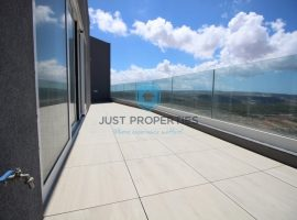 MELLIEHA - Highly finished penthouse enjoying open country and sea views - For Sale