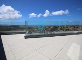 MELLIEHA - One off location for this penthouse enjoying open sea and country views - For Sale