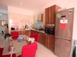 BUGIBBA - Fully furnished three bedroom apartment - For Sale